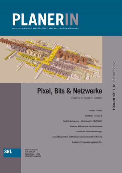 PLANERIN 5/2012: Pixel, Bits & Netzwerke