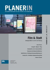 PLANERIN 1/2015: Film & Stadt