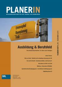PLANERIN 6/2015: Ausbildung & Berufsfeld