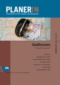 PLANERIN 3/2006: Stadtfinanzen - Was kostet´s und wer zahlt?