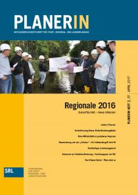 PLANERIN 2/2017: Regionale 2016: ZukunftsLAND - Neue Allianzen
