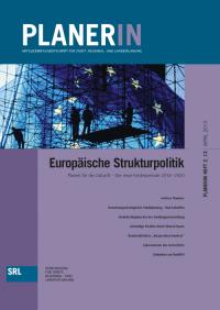 PLANERIN 2/2013: Europäische Strukturpolitik