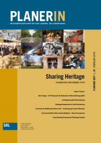 Sharing Heritage - Europäisches Kulturerbejahr 2018