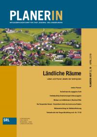 PLANERIN 2/2019: Ländliche Räume: Leben und Planen abseits der Metropolen