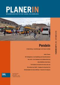 PLANERIN 5/2019 Pendeln | Entwicklung, Auswirkungen und neue Ansätze