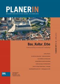 PLANERIN 2/2012: Bau_Kultur_Erbe