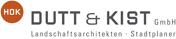 HDK Dutt & Kist GmbH<br />Landschaftsarchitekten Stadtplaner, Logo