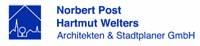 Norbert Post - Hartmut Welters<br />Architekten & Stadtplaner GmbH, Logo